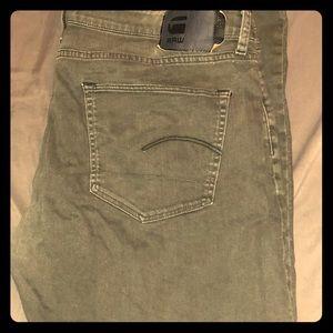 Asphalt color G-Star Jeans